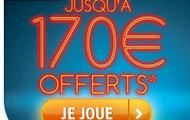 Jusqu'au 16 octobre, nouveau bonus chez PMU : 170 euros offert