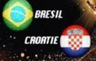 Brésil-Croatie sur Parionsweb : 5 euros offerts sur vos paris perdants