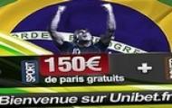 Offre spéciale coupe du monde sur Unibet : 150 € de bonus de bienvenue