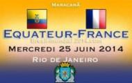 Parier sur France-Equateur ? Quel site choisir? Comparez les côtes du match