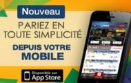 Application mobile NetBet pour iphone/Ipad et enfin disponible sur smartphones/tablettes android