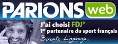 code promo parionsweb FDJ