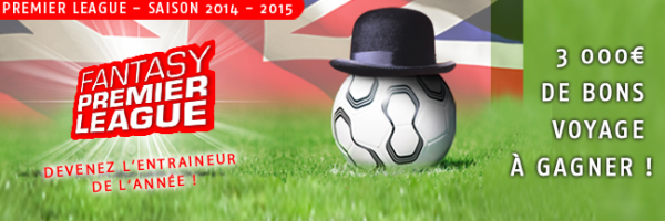 fantasy premier league sur pmu.fr