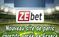 Zebet.fr, un nouveau site de paris sportif : Détails sur le bonus Zebet de 150 euros