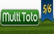 Multi Toto 5/6 : trouvez 5 résultats sur 6 et Unibet vous rembourse votre mise