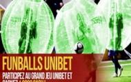 Funball sur Unibet : 1 000 euros cash + des places pour le derby Lens/Lille sont à gagner