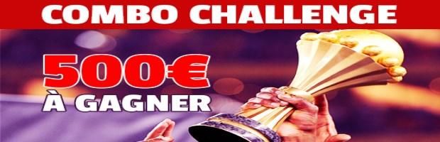 Combo Challenge sur France Pari