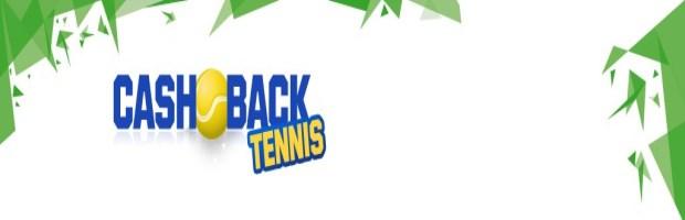Cashback Tennis sur Unibet