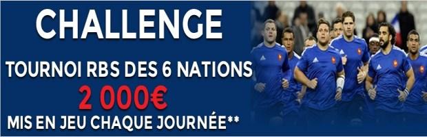 Challenge Tournoi des 6 Nations