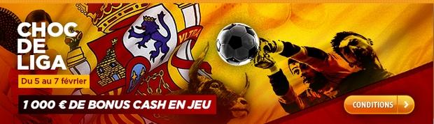 PMU challenge Atletico - Real de Madrid
