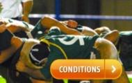 2 challenges Tournois des 6 Nations sur PMU : 5 000€ à partager + 15€ de paris gratuits sur le rugby