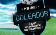Goleador Winamax : Pariez sur les buteurs des 8èmes de Ligue des champions et vos gains sont multipliés