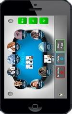 PMU appli pour jouer au poker