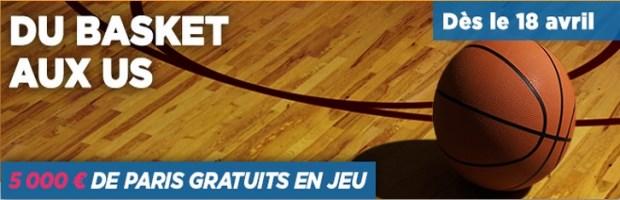 Challenge PMU 1er tour playoffs NBA