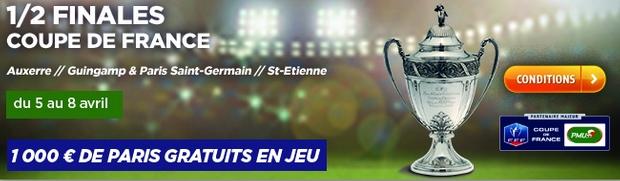 12 finales Coupe de France PMU