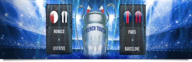 French Touch sur Winamax