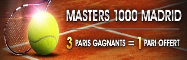 NetBet Challenge Masters 1000 Madrid