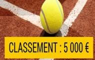 Grand Chelem sur Bwin : 5.000€ à gagner en placant un pari gagnant sur Roland-Garros avec la plus forte cote