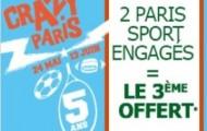 Crazy Pari chez PMU : faites 2 paris sportifs par jour et obtenez un pari gratuit de 5€ offert