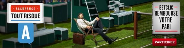 Paris remboursés pendant Wimbledon sur Betclic