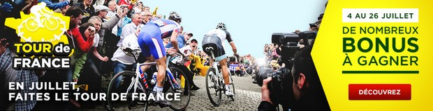 Le Tour de France avec Betclic