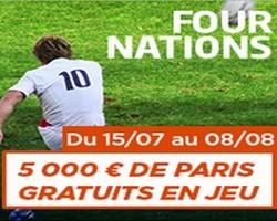 PMU four nations