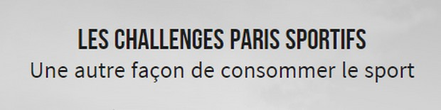 Les challenges football Winamax