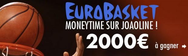 Challenge euro de basket sur JOA
