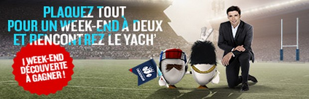 La Coupe du Monde de rugby avec Betclic