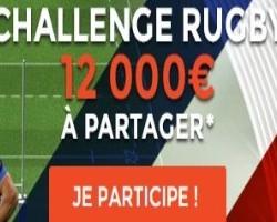 12000 euros à gagner sur ParionsWeb