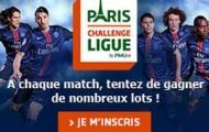 Paris Challenge Ligue sur PMU.fr : de nombreux lots dont un abonnement pour le PSG + 4.950€ mis en jeu