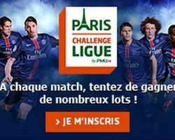 Sur PMU la Paris Challenge Ligue