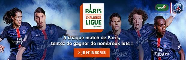 La Paris Challenge Ligue avec PMU