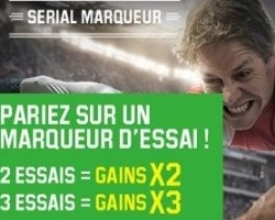 Unibet double et triple vos gains en CDM Rugby