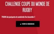 Coupe du Monde de Rugby sur Zebet : remportez votre part des 7.000 euros et profitez de combinés boostés