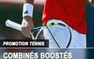Pariez sur le tournoi de tennis de Shangai : faites des combinés et boostez vos gains de 50 % sur France Pari