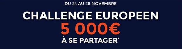 ParionsWeb 5ème journée LDC et Europa League