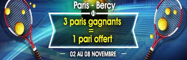 Paris Bercy sur Netbet