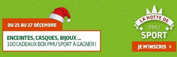 PMU.fr vous propose un Challenge de Noël