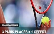 Tournoi de Doha du 4 au 10 janvier 2016 sur France Pari : un pari gratuit de 5€ offerts pour trois mises placées