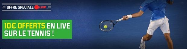 Tournoi de tennis de Melbourne sur Unibet