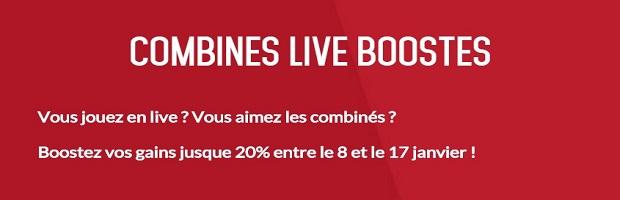 Challenge paris live combiné du 8 au 17 janvier