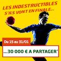 Championnat d'europe de hand sur PMU