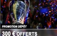 Faites un dépôt sur France Pari : de 5% à 10% supplémentaires offerts jusqu'au 12 février