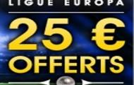 Pariez sur la ligue Europa avec NetBet : vos mises combinées remboursées pour les 1/16 de finale retour