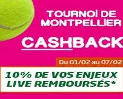 10% de cashback sur PMU Sport