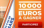 Misez sur le football en mars avec Betclic : 10.000€ en jeu au total et remportez de 50€ à 2.500€