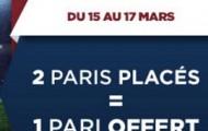 Soir d'Europe sur Betclic du 15 au 17 mars : 2 paris foot engagés = 1 pari offert