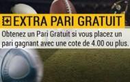 """""""Extra Pari Gratuit"""" sur Bwin : jusqu'à 150€ offerts sur Real/Roma, Zénith/Benfica et Liverpool/Manchester"""