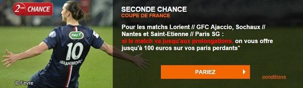 Coupe de France sur PMU : 300 € à gagner